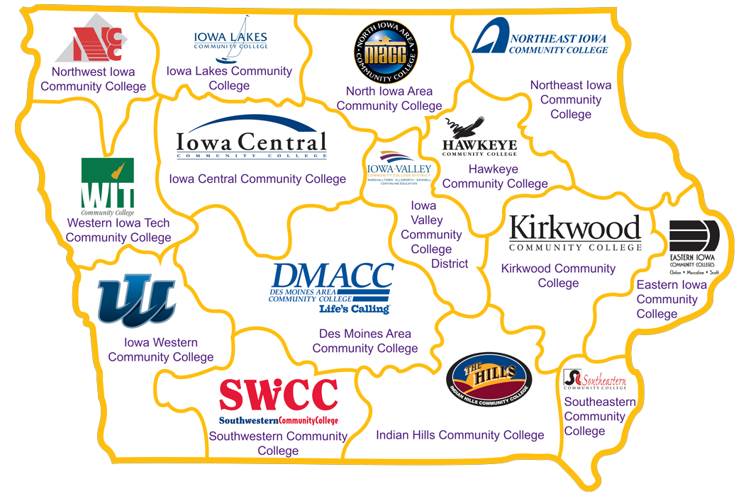 Participating Community Colleges